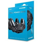 Carregador para Dualshock 4 Dual Power Dock (Dreamgear) - PS4