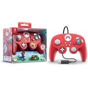 Controle Super Mario,modelo Game Cube Para Nintendo Switch