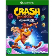 Crash Bandicoot 4: It's About Time (Pré-venda) - Xbox One
