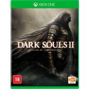 Dark Souls II: Scholar of The First Sin - XBOX ONE (Semi-Novo)