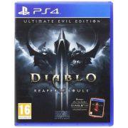 Diablo Iii Reaper Of Souls Ultimate Edition Ps4