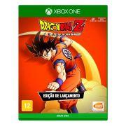 Dragon Ball Z Kakarot - Edição Padrão - (Pré-venda) Xbox One