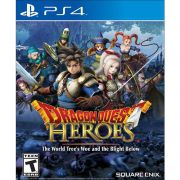 Dragon Quest Heroes The World Trees Woe and The Blight Below ps4