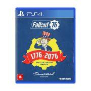 Fallout 76 (edição Tricentenária) - Ps4