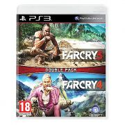 Far Cry 3 + Far Cry 4 Double Pack - PS3
