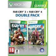 Far Cry 3 + Far Cry 4 Double Pack - Xbox 360 (Semi-Novo)