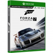Forza Motorsport 7 - Xbox One (SemiNovo)