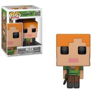 Funko Pop! Minecraft - Alex 317