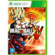 Game Dragon Ball Xenoverse - XBOX 360 (Sem DLC)