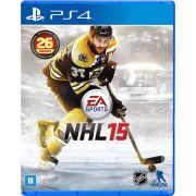 Game NHL 15 BR - PS4