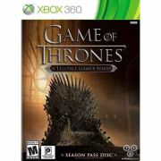 Game Of Thrones Xbox 360 A Telltale Games Series 6 Episodios