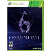 Game Resident Evil 6 (Versão em Português) - XBOX 360