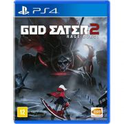 God Eater 2: Rage Burst - PS4