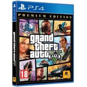Grand Theft Auto V  (GTA 5) Premium Edition - PS4