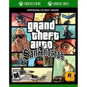 Gta Grand Theft Auto San Andreas Xbox 360 Xbox One