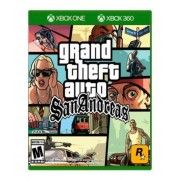 Gta Grand Theft Auto San Andreas Xbox 360 Xbox One (Semi-Novo)