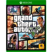 Jogo GTA V (GTA 5) Grand Theft Auto V - Xbox One