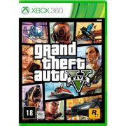 Gta V Grand Theft Auto 5 Xbox 360 (Semi-Novo)