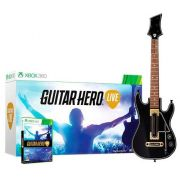 Guitar Hero Live Bundle - Xbox 360 Jogo + Guitarra