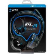 Headset Turtle Beach Earforce Pla Ps3, Ps4 E Pc
