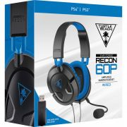 Headset Turtle Beach Recon 60p Preto