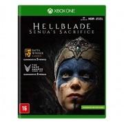Hellblade Senuas Sacrifice Xbox One Midia Fisica