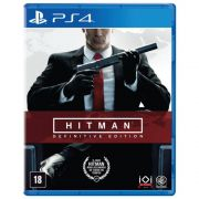 Hitman Definitive Edition Ps4 (Semi-Novo)
