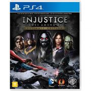Injustice: Goty Ps4
