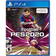 Jogo PES 2020 (pré venda) Ps4