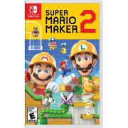 Jogo Super Mario Maker 2 for Nintendo Switch