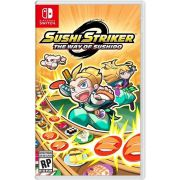 Jogo Sushi Striker Way Of The Sushido Nintendo Switch