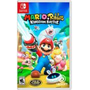 Jogo Switch Mario + Rabbids Kingdom Battle