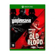Jogo Wolfenstein The Two Pack Xbox One