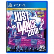 Just Dance 2018 - Ps4 (Semi-Novo)