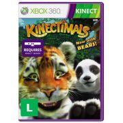 Kinectimals - Xbox 360 (Semi-Novo)