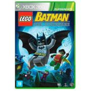 Lego Batman The Video Game - Platinum Hits - Xbox 360
