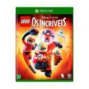 Lego Os Incriveis - Xbox One (Seminovo)