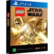 Lego Star Wars: O Despertar Edição Deluxe - PS4