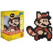 Luminária Pixel Pals Raccoon Mario Super Mario Bros 3 -024