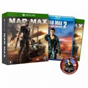 Mad Max Day One Edition +Filme Xbox One