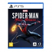 MARVEL'S SPIDER-MAN:MILES MORALES (Pré-venda) - PS5
