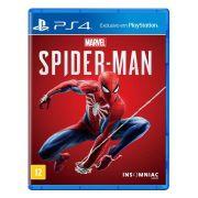 Marvel's Spider-Man (Seminovo) - PS4 em Inglês