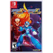 Mega Man X Legacy Collection 1 e 2 - Switch