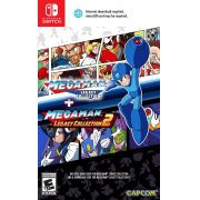 Mega Man X Legacy Collection 1 e 2 - Switch