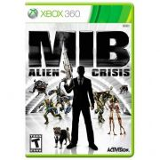 Mib Alien Crisis - Xbox 360 (Seminvo)