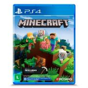 Minecraft Starter Collection para PS4