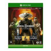 Mortal Kombat 11: Aftermath Br - Xbox One (Pré-Venda)