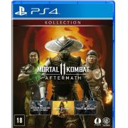 Mortal Kombat 11: Aftermath  (Pré-venda) - Ps4