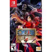 One Piece: Pirate Warriors 4 (Pré-venda) - Switch