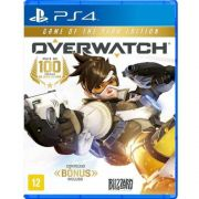Overwatch Game Of The Year Edition - PS4